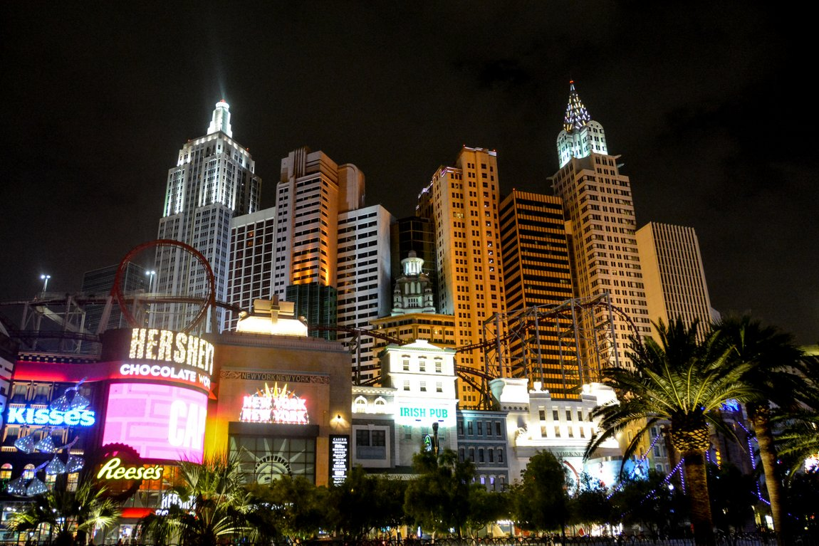 Las Vegas New York-New-York