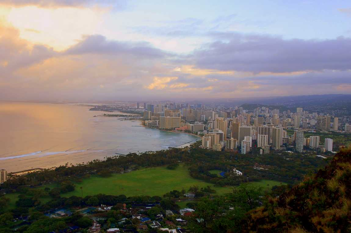 Diamond Head view point