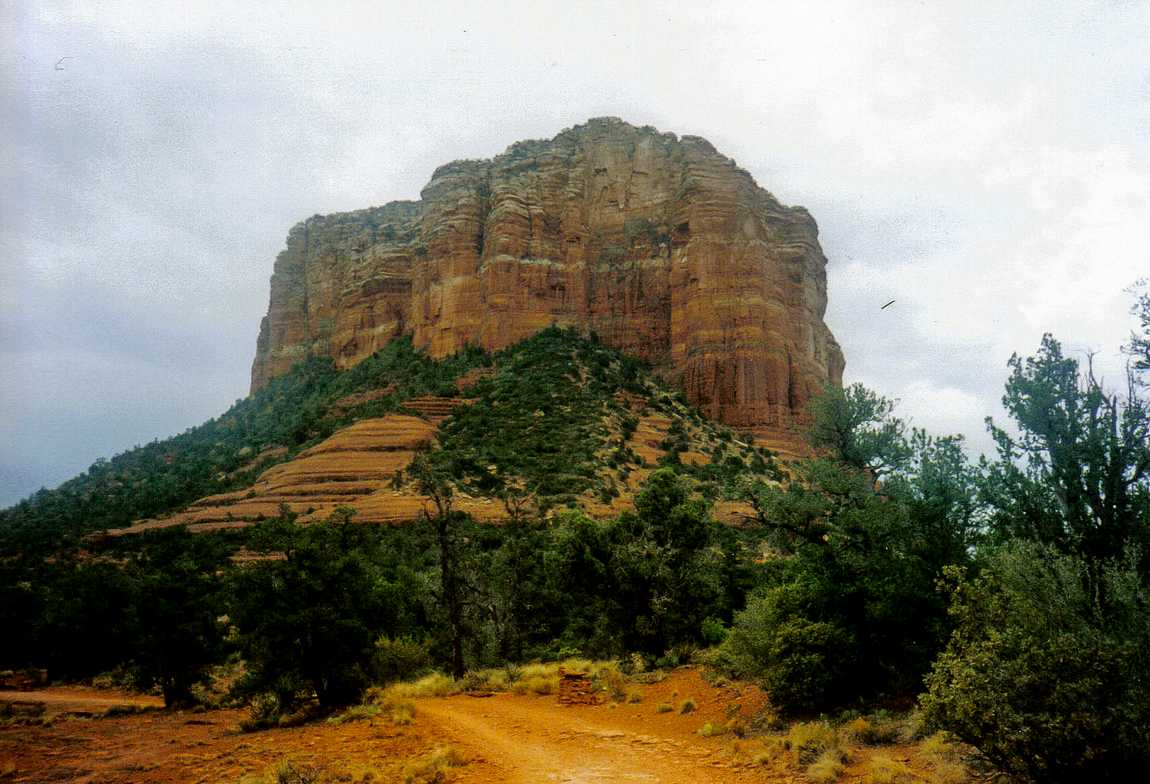 Courthouse Butte Sedona