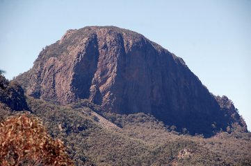 Warrumbungle Crater Bluff