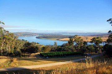Launceston lookout