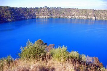 Mont Gambier blue lake
