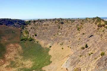 Mont Gambier crater