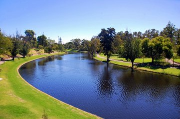 Adelaide river