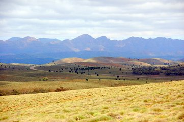 Flinders Ranges Valley