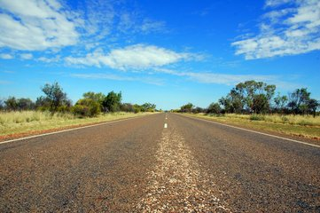 A6  Highway  Queensland