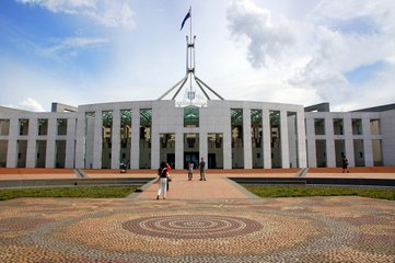 Canberra Parlement